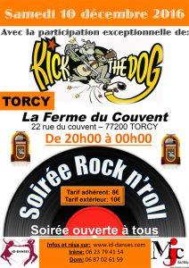 Soirée danse spéciale Rock n' Roll !